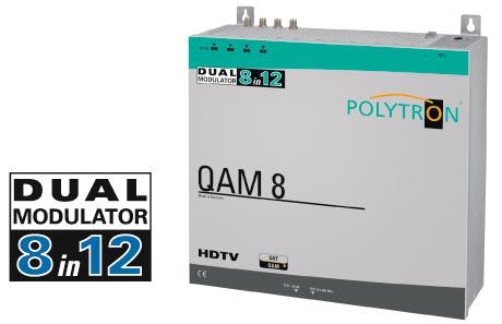 8 EM politron QAM